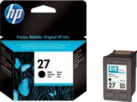 HP Printhead with ink 27 black (C8727AE)
