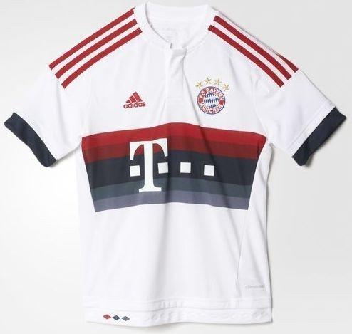 Adidas Fc Bayern München Auswärtstrikot Shirt 20152016 Junior Ab