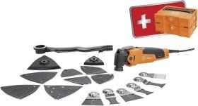 Fein MultiMaster FMM 350 QSL Edition 2017 Elektro-Multifunktionswerkzeug inkl. Koffer + Zubehör (72295276000)