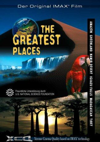 IMAX: Greatest Places -- via Amazon Partnerprogramm