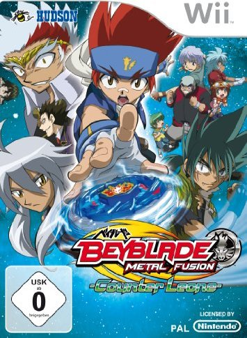 Beyblade: Metal Fusion (German) (Wii) -- via Amazon Partnerprogramm