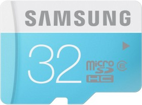 Samsung Standard R24 microSDHC 32GB, Class 6 (MB-MS32D/EU)