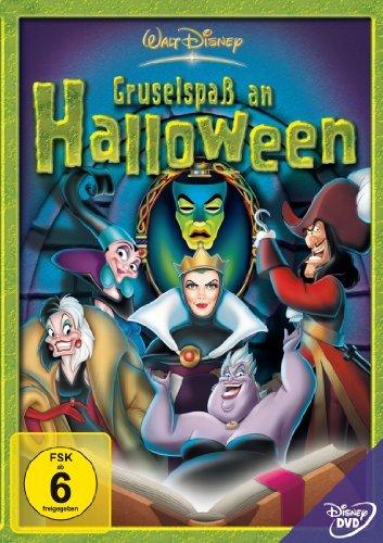 Gruselspaß an Halloween -- via Amazon Partnerprogramm