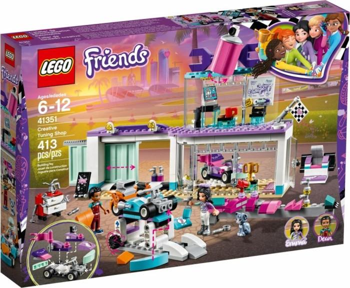 LEGO Friends - Creative Tuning Shop (41351)