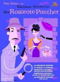 Pink Panther Box (6 DVDs)