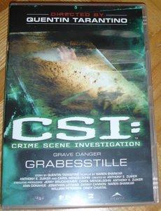 CSI - Grabesstille -- © bepixelung.org
