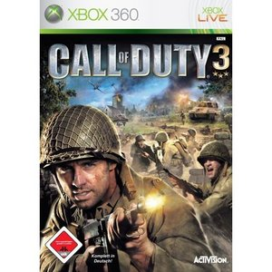 Call of Duty 3 (englisch) (Xbox 360)