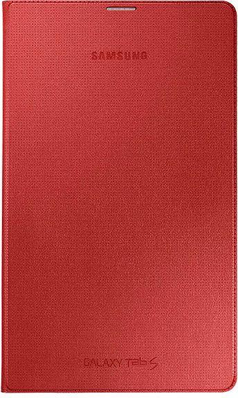 Samsung Simple Cover für Galaxy Tab S 8.4 rot (EF-DT700BREGWW/EF-DT700WREGUJ)