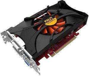 Palit GeForce GTX 560 Ti, 1GB GDDR5, VGA, 2x DVI, HDMI (NE5X56T0F1102)