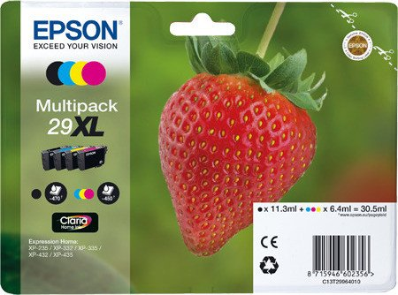 Epson ink 29 XL multipack (C13T29964010)