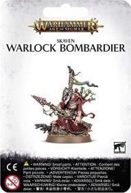 Games Workshop Warhammer Age of Sigmar - Skaven - Warlock Bombardier (99070206003)