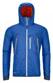Ortovox Swisswool Piz Boé Jacke just blue (Herren) (61062)