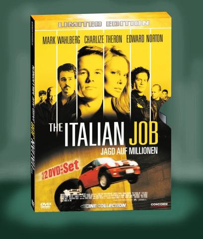 The Italian Job (Remake) (Special Editions) -- via Amazon Partnerprogramm
