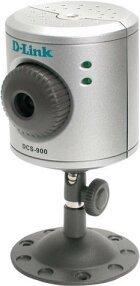 D-Link SecuriCam DCS-900, kamera sieciowa
