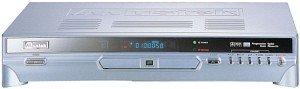Mustek DVD-R100A srebrny