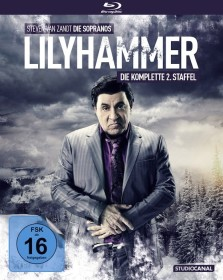 Lilyhammer Season 2 (Blu-ray)