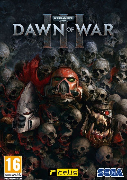 Warhammer 40.000: Dawn of War III (deutsch) (PC)