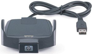 HP iPAQ rz1700/rx3700/hx4700 Dockingstation/Cradle USB (FA260A)
