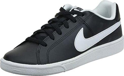 Nike Herren Court Royale Gymnastikschuhe, Schwarz (Black/White 010), 45.5