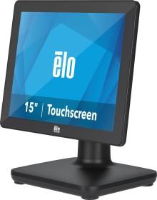 "Elo Touch Solutions EloPOS 15"" mit Standfuss schwarz, Celeron J4105, 4GB RAM, 128GB SSD (E931330)"
