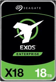 Seagate Exos X X18 18TB, 512e/4Kn, SAS 12Gb/s (ST18000NM004J)