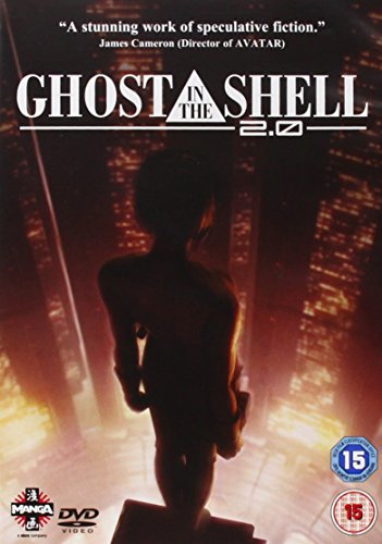 GITS 2.0 - Ghost In The Shell Redux (UK) -- via Amazon Partnerprogramm