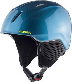 Alpina Carat LX Helm blau/neon/gelb (Junior) (A9081183)