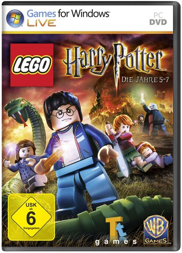 Lego Harry Potter - Years 5-7 (English) (PC)