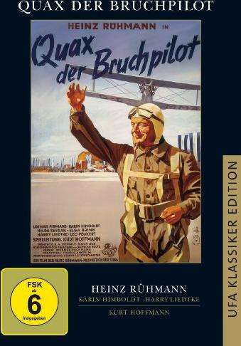 Quax der Bruchpilot -- via Amazon Partnerprogramm