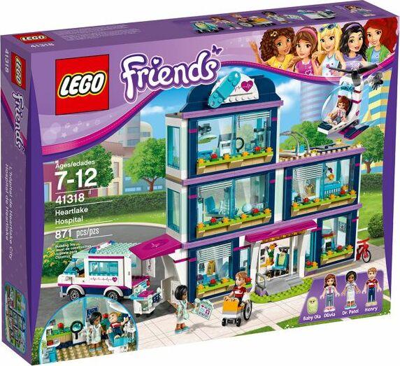 LEGO Friends - Heartlake Hospital (41318)