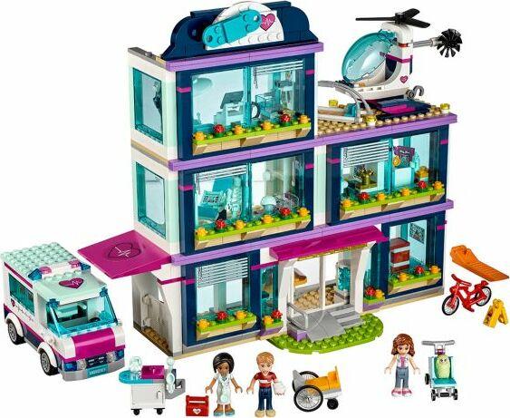 Lego Friends Heartlake Krankenhaus Ab 8990 2019