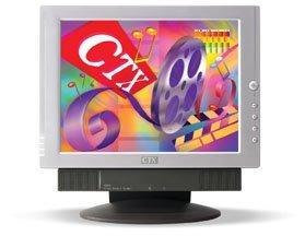 """CTX PV722E/PV722I, 17"""", 1024x1024, analog/digital, Audio"""