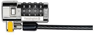 Kensington ClickSafe Combination Laptop Lock notebook lock (K64697EU)