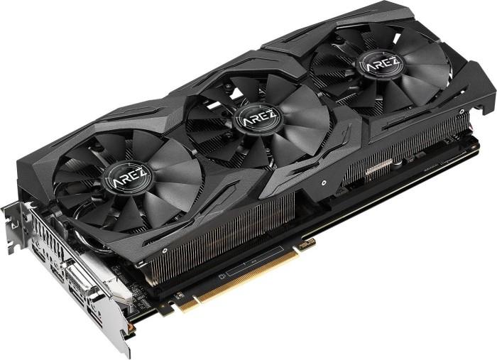 ASUS AREZ Strix Radeon RX Vega 64 OC Gaming, AREZ-STRIX-RXVEGA64-O8G-GAMING, 8GB HBM2, DVI, 2x HDMI, 2x DP (90YV0B03-M0NM00)