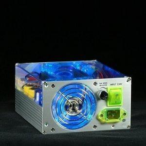 Levicom Visible Power 500W ATX SATA srebrny (SPS-VP500S.BL) -- © CWsoft