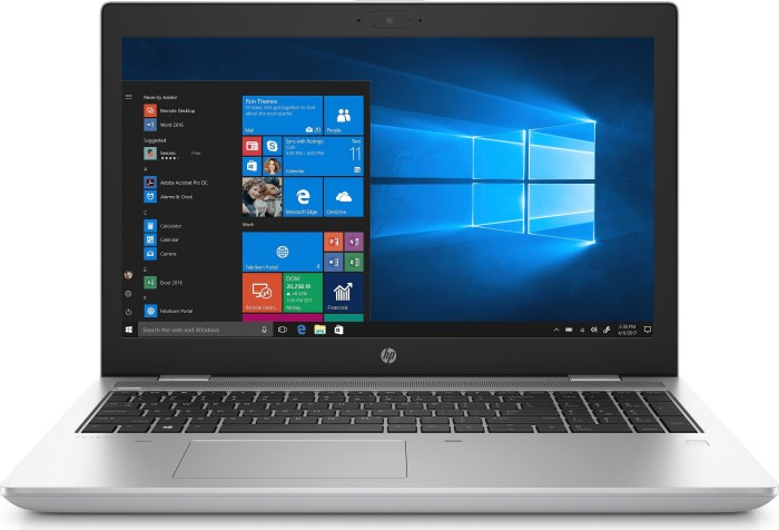 HP ProBook 650 G5 silber, Core i5-8265U, 16GB RAM, 512GB SSD, LTE (6XE28EA#ABD)