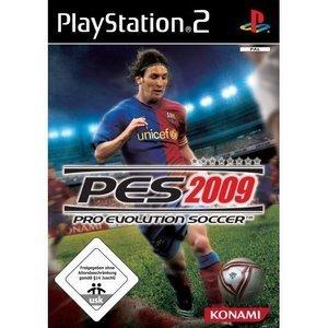Pro Evolution Soccer 2009 (englisch) (PS2)