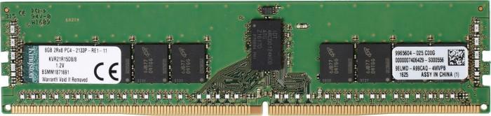Kingston ValueRAM RDIMM 8GB, DDR4-2400, CL17-17-17, reg ECC (KVR24R17S4L/8)