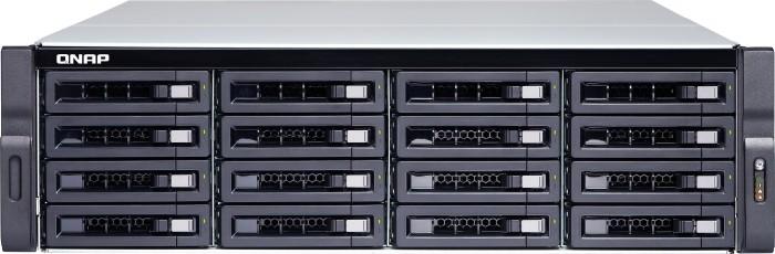 QNAP Turbo Station TS-1683XU-RP-E2124-16G 192TB, 16GB RAM, 2x 10Gb SFP+, 4x Gb LAN, 3HE