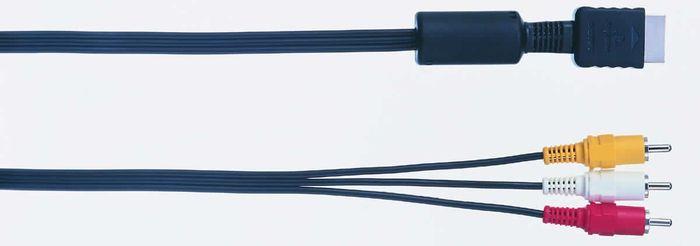 Sony PlayStation 2 - AV przewód (PS2)