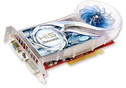 HIS Excalibur Radeon X800 Pro IceQ II, 256MB GDDR3, DVI, TV-out, AGP