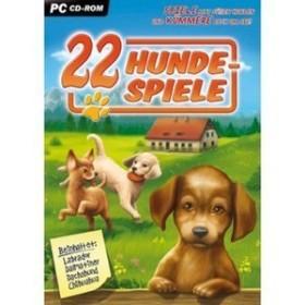 22 Hunde-Spiele (PC)