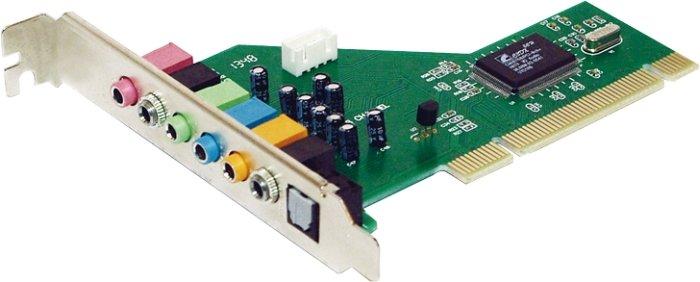 LogiLink PC0043 7.1, PCI