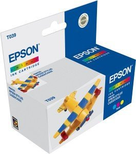 Epson T039 ink coloured (C13T03904A)