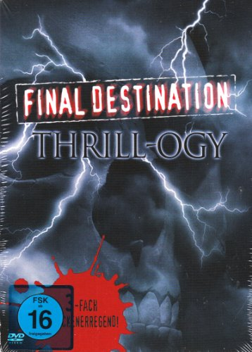 Final Destination Trilogie -- via Amazon Partnerprogramm