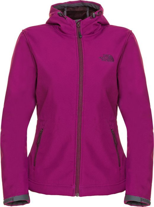 Softshell jacke north face damen
