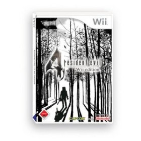 Resident Evil 4 - Wii Edition (Wii)