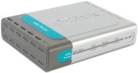 D-Link DSL-502T ADSL, LAN/USB