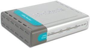 D-Link DSL-502T, ADSL, LAN/USB