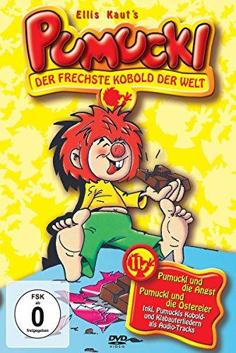Pumuckl Vol. 11: Pumuckl und die Angst / Pumuckl und die Ostereier -- via Amazon Partnerprogramm